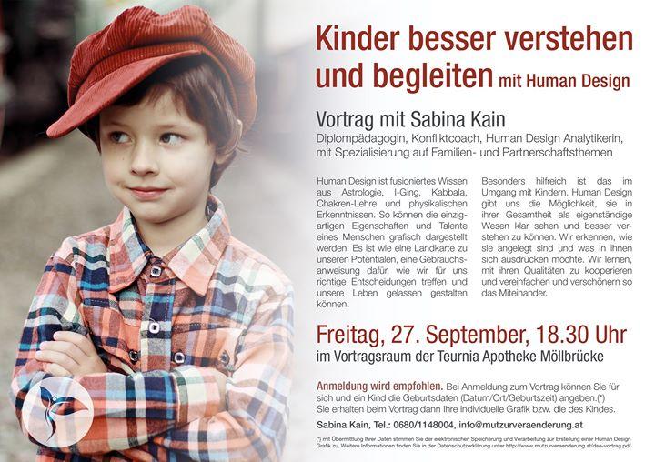 Kinder besser verstehen und begleiten mit Human Design